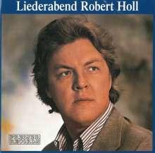 Robert Holl - Liederabend, CD