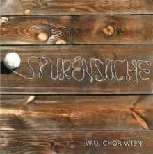 W.U.Chor Wien - Spurensuche, CD