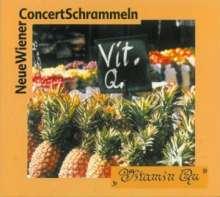 Neue Wiener Concert Schrammeln - Vitamin Qu, CD