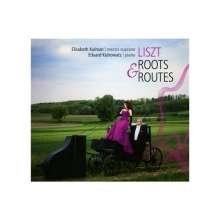 Elisabeth Kulman - Liszt Roots, CD