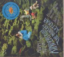 Modest Mussorgsky (1839-1881): The Nursery, CD
