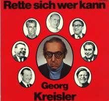 Georg Kreisler (1922-2011): Rette sich wer kann, CD