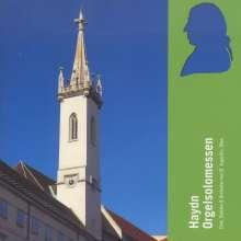 Joseph Haydn (1732-1809): Messen Nr.4 & 7 (Große Orgelsolomesse & Kleine Orgelsolomesse), CD