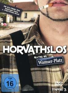 Horvathslos Staffel 3: Alltag am Wamser-Platz, 2 DVDs