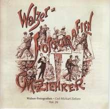 "Carl Michael Ziehrer (1843-1922): Ziehrer-Edition Vol.26  ""Walzer-Fotografien'"", CD"