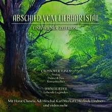 Abschied vom Liebhartstal: Eine Wiener Zeitreise, CD