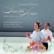 Guntolf Palten (geb. 1927): Beziehungen - Trost bei Amor, CD