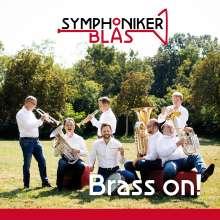 Symphoniker Blas - Brass on!, CD