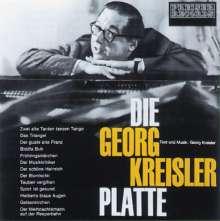 Die Georg Kreisler-Platte, CD