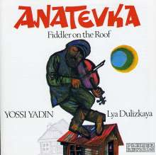 """Jerry Bock (1928-2010): Anatevka (""""Fiddler on the Roof""""-Ausz.), CD"""
