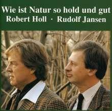 Robert Holl singt Lieder, CD