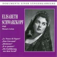 Elisabeth Schwarzkopf singt Mozart-Arien, CD