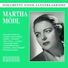 Martha Mödl singt Arien & Lieder, 2 CDs