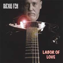 Rickie Fox: Labor Of Love, CD