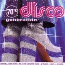 Pop Sampler: 70's Disco (remastered), LP