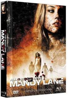 All the Boys love Mandy Lane (Blu-ray & DVD im Mediabook), 2 Blu-ray Discs