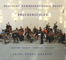 Lajos Dudas (geb. 1941): Brückenschlag: Live at Zeughaus 2005, CD