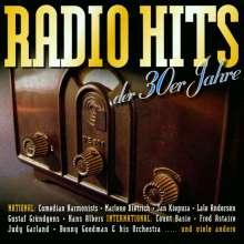 Radio Hits der 30er Jahre, 2 CDs