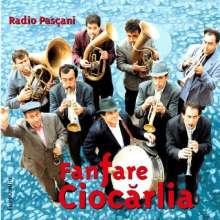 Fanfare Ciocarlia: Radio Pascani, CD