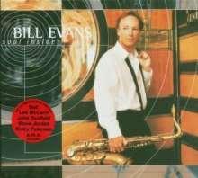 Bill Evans (Sax) (geb. 1958): Soul Insider, CD