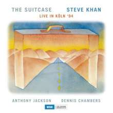 Steve Khan (geb. 1947): The Suitcase: Live In Köln ´94, 2 CDs