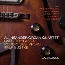 Ali Neander: Jazz: Songs, CD