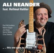 Ali Neander & Hellmut Hattler: This One Goes To Eleven, CD