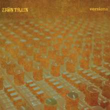 Zion Train: Versions, CD