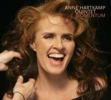 Anne Hartkamp: Momentum, CD