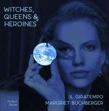 """Georg Friedrich Händel (1685-1759): Arien - """"Witches, Queens & Heroines"""", CD"""