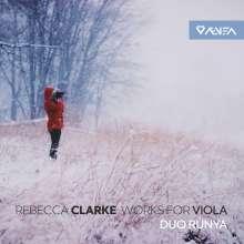 Rebecca Clarke (1886-1979): Musik für Viola, CD