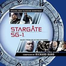 Filmmusik: Stargate SG-1, 2 CDs