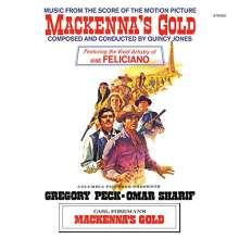 Filmmusik: Mackenna's Gold / In Cold Blood, CD