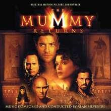 Filmmusik: The Mummy Returns (DT: Die Mumie kehrt zurück), 2 CDs