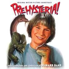 Filmmusik: Prehysteria! (DT: Dino Kids), CD