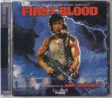 Jerry Goldsmith (1929-2004): Filmmusik: Rambo (First Blood), 2 CDs