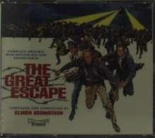 Elmer Bernstein (geb. 1922): Filmmusik: The Great Escape (O.S.T.), 3 CDs