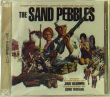 Jerry Goldsmith (1929-2004): Filmmusik: Sand Pebbles, 2 CDs
