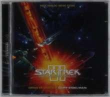 Cliff Eidelman: Filmmusik: Star Trek VI: The Undiscovered Country, 2 CDs