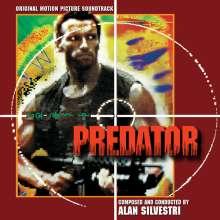 Alan Silvestri (geb. 1950): Filmmusik: Predator, CD