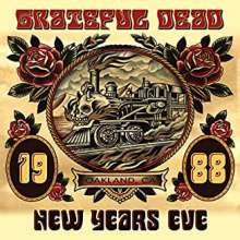Grateful Dead: New Year's Eve 1988, 3 CDs