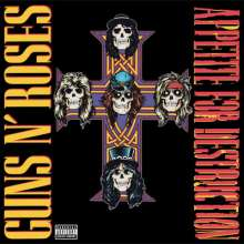 Guns N' Roses: Appetite For Destruction, LP