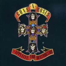 Guns N' Roses: Appetite For Destruction (Re-Release 1991), CD