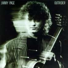 Jimmy Page: Outrider, CD