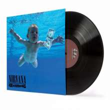Nirvana: Nevermind (180g), LP