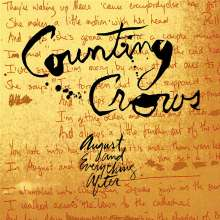 Counting Crows: August And Everything After, CD