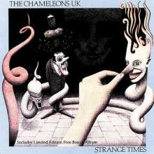 The Chameleons (Post-Punk UK): Strange Times, CD
