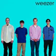 Weezer: Weezer (The Blue Album), CD