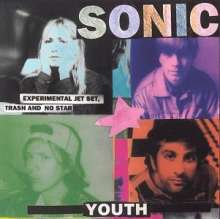 Sonic Youth: Experimental Jet Set,Trash And No Star, CD