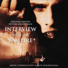 Filmmusik: Interview With A Vampire, CD